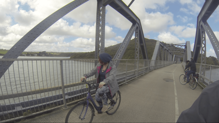 cycling camel trail Cornwall Padstow outdoor activities